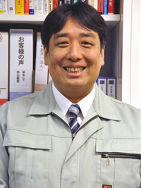 代表取締役 小野 志郎