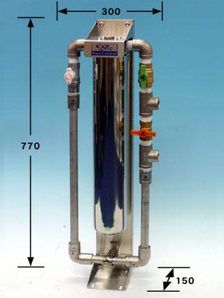 ピュアセントラル マンション 屋内設置タイプ MS-1000