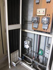 水っていいね!-浄水器メーカー社長が教えるおいしい水の秘密-浄水器設置予定場所(マンション)